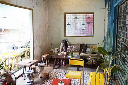 """6 quán cà phê tuyệt đẹp để """"tìm thảnh thơi"""" ở Sài Gòn"""