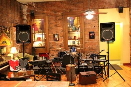 Tổng hợp các quán cafe acoustic Sài Gòn' cực chất' của giới trẻ
