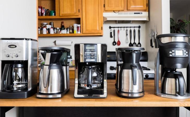 Nên mua máy pha cà phê loại nào dành cho gia đình, văn phòng