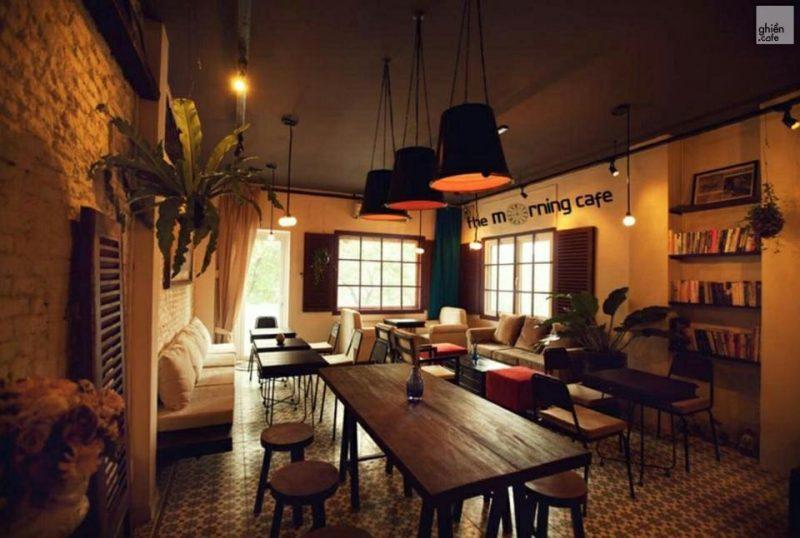 Gợi ý 10 quán cafe đẹp, wifi mạnh cực thích hợp để bạn làm việc