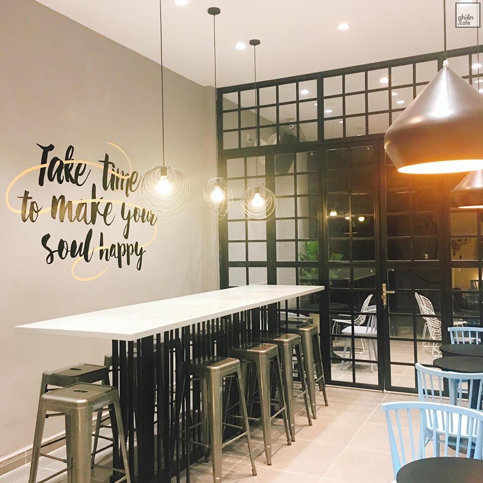 HEBES Tea House and Café - Huỳnh Thúc Kháng