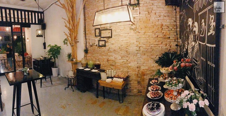 The 1985 Cafe - Đồng Khởi