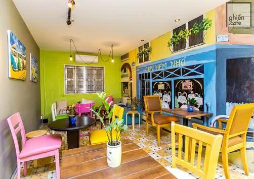 Cafe Con Hẻm Nhỏ - Nguyễn Thị Minh Khai