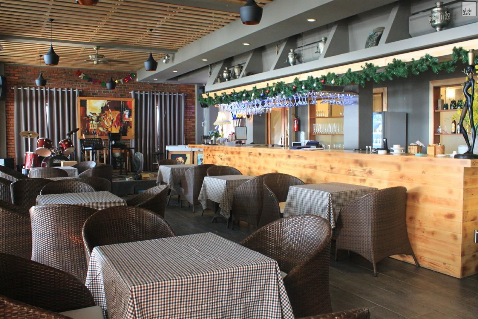 Jazz Bar - Cafe - Restaurant - Võ Nguyên Giáp