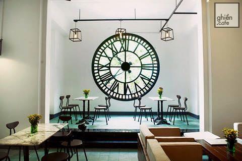 The Loft Cafe - Lý Tự Trọng