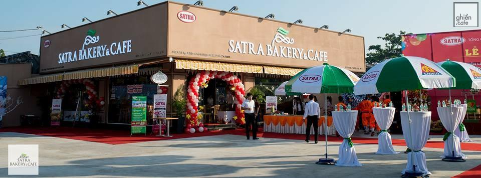Satra - Bakery & Cafe - Tô Ký