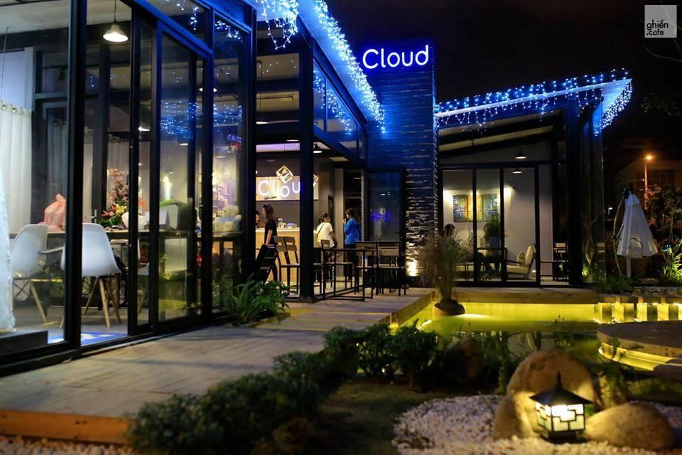 Cloud Garden Coffee Shop - Lê Mạnh Trinh