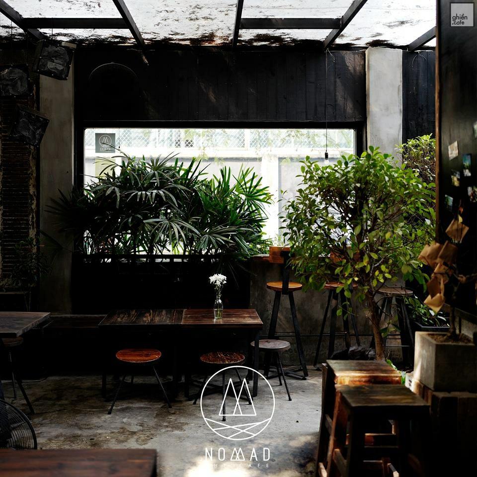 Nomad cafe - Nguyễn Đình Chiểu