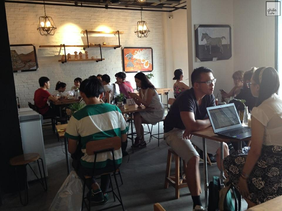 The Maker Concept Cafe