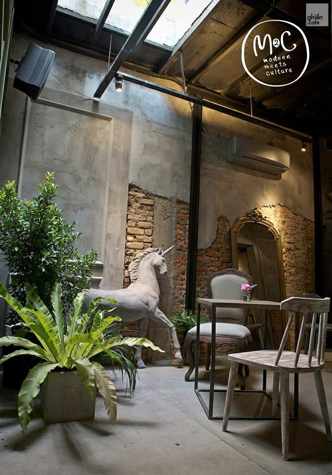 M2C Cafe - Lý Tự Trọng