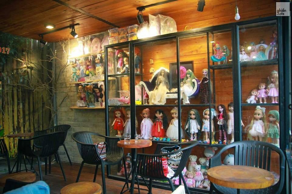 Doll Coffee - Nguyễn Văn Thoại