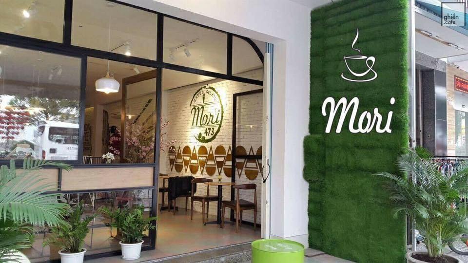 Mori Coffee - Japanese Dessert & Gelato - Trần Hưng Đạo