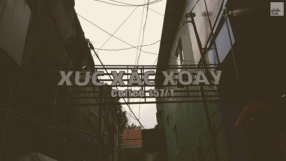Xúc Xắc Xoay Cafe
