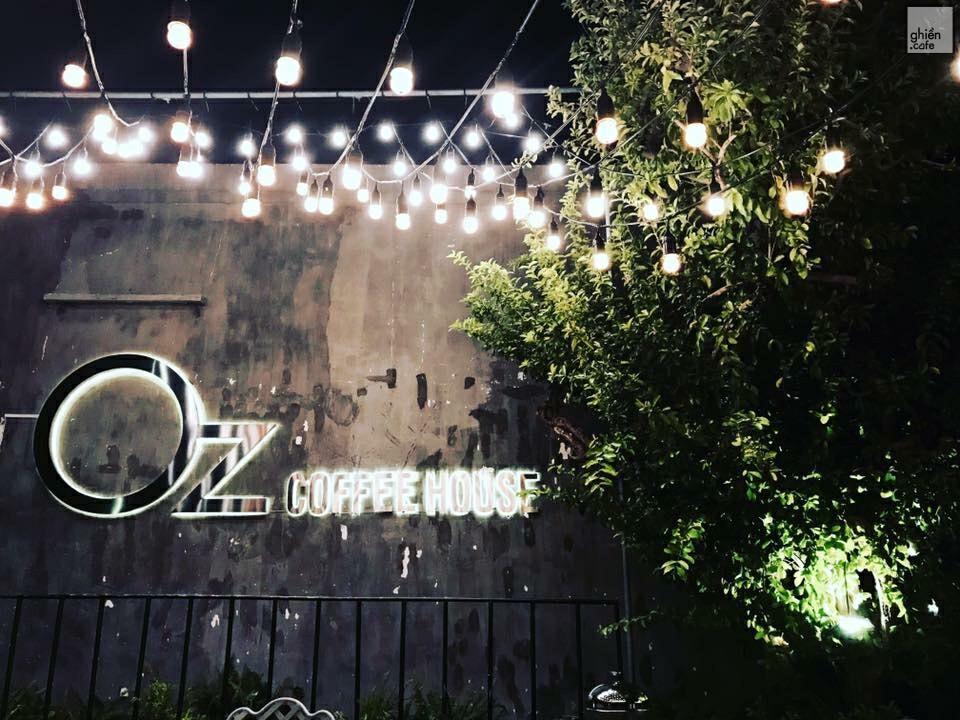OZ Coffee House - Lê Văn Sỹ