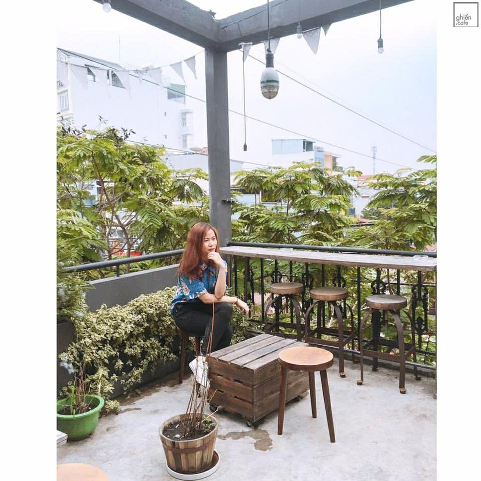 Đen Đá Cafe - Trà Sữa & Trà Đào - Hàm Nghi