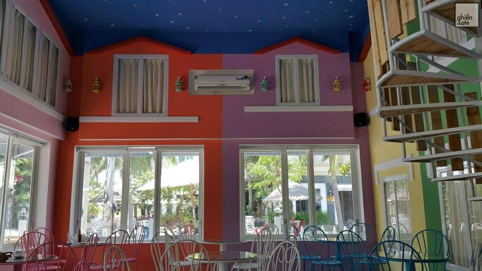 Le petit Café - Hoàng Kế Viêm