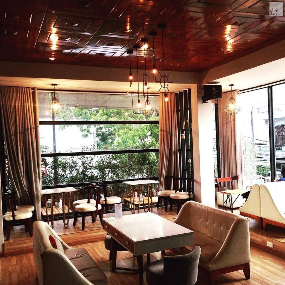 City Fox Café - Lê Quý Đôn