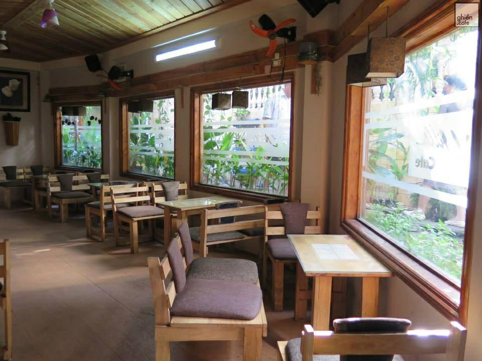 Cafe Villa - Chu Văn An