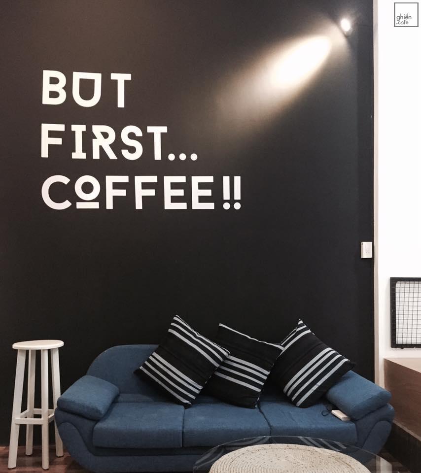 Nhà số 24 cafe - Củ Chi