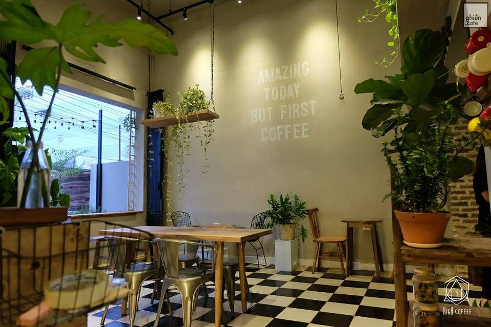 High coffee - Hải Triều