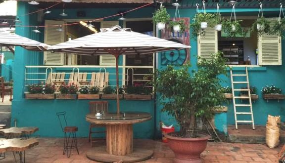 Juno Coffee - Nguyễn Công Trứ
