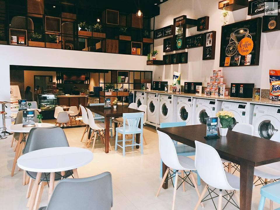 Wash Man Coin Laundry - Điện Biên Phủ
