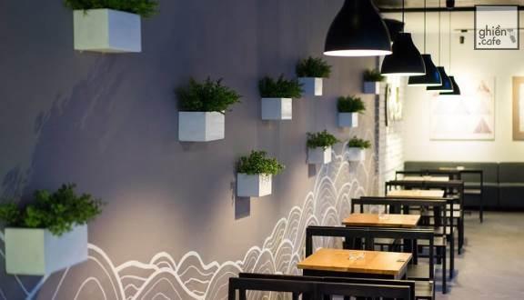 Paradise Garden Coffee - Yersin
