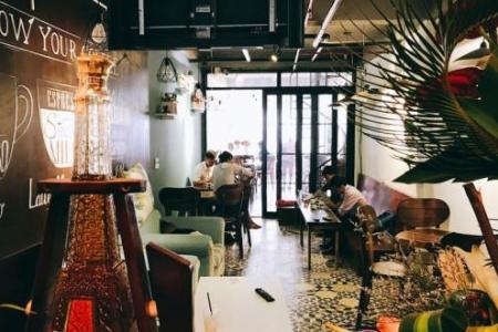 June House Coffee - Bà Triệu