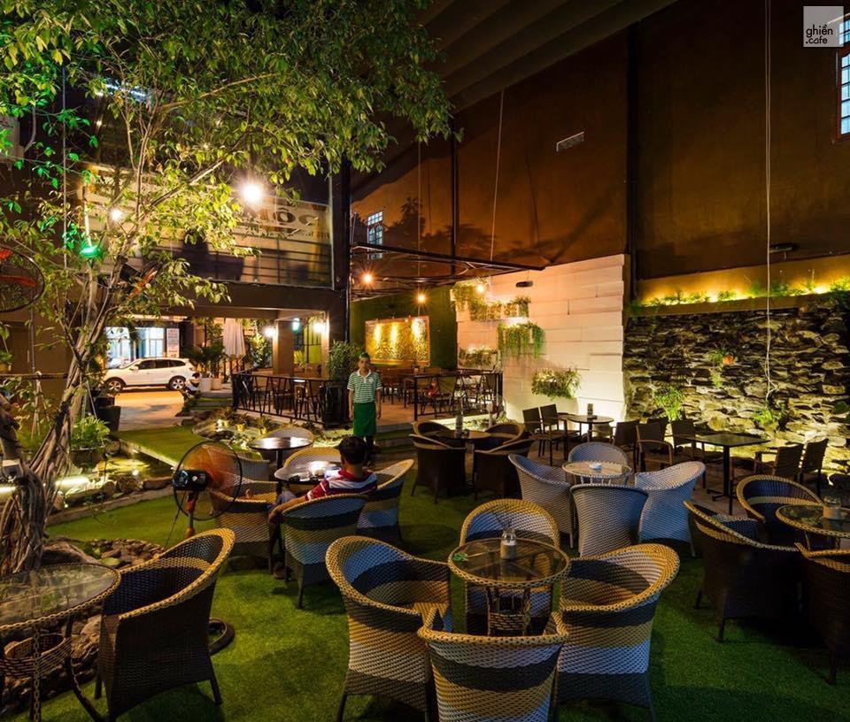 Mộc Coffee House - Lê Đại Hành
