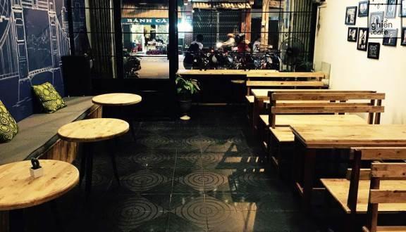 Blue Coffee - Nguyễn Trãi
