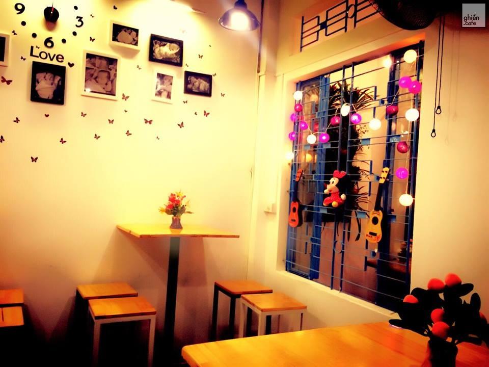 B52 Coffee Shop - Huỳnh Thúc Kháng