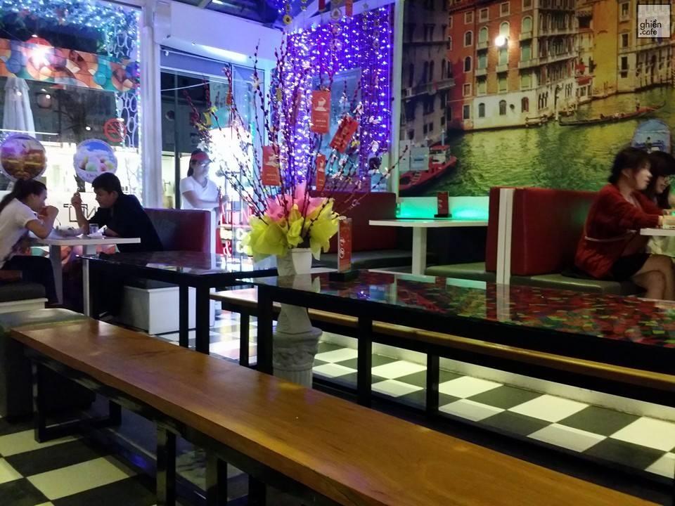 Monet Ice Cream & Coffee - Trần Hưng Đạo