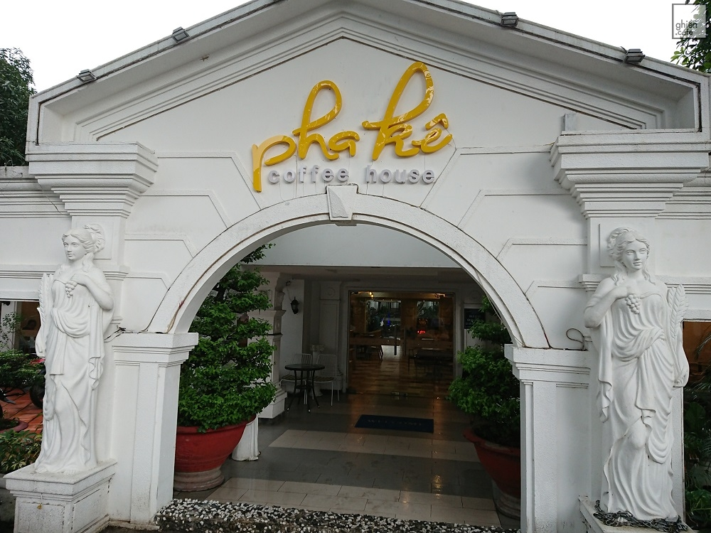 Pha Kê Coffee House