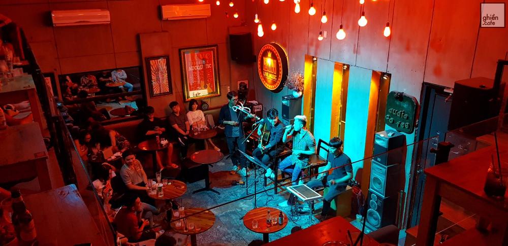 Bin Cafe Acoustic Thủ Đức