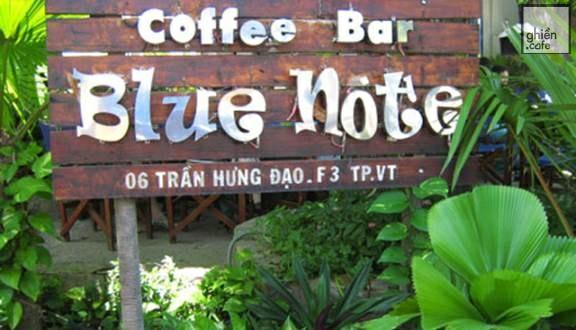 Blue Note Cafe-Trần Hưng Đạo