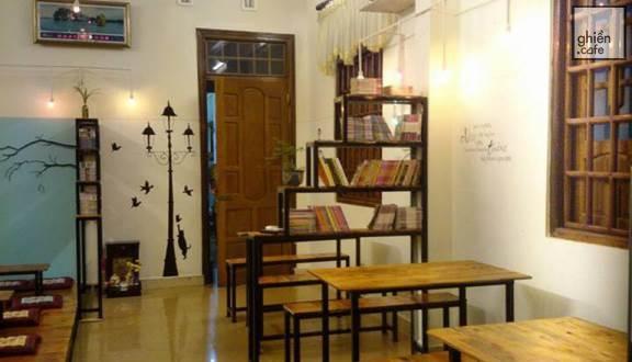 Book Cafe - Trần Hưng Đạo