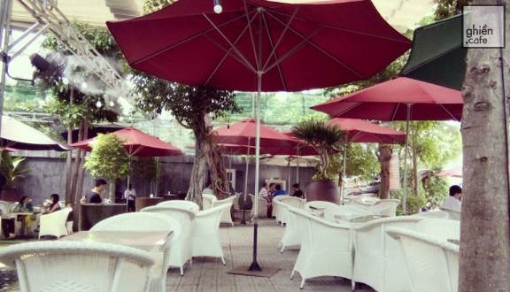 Cafe Cây Xoài