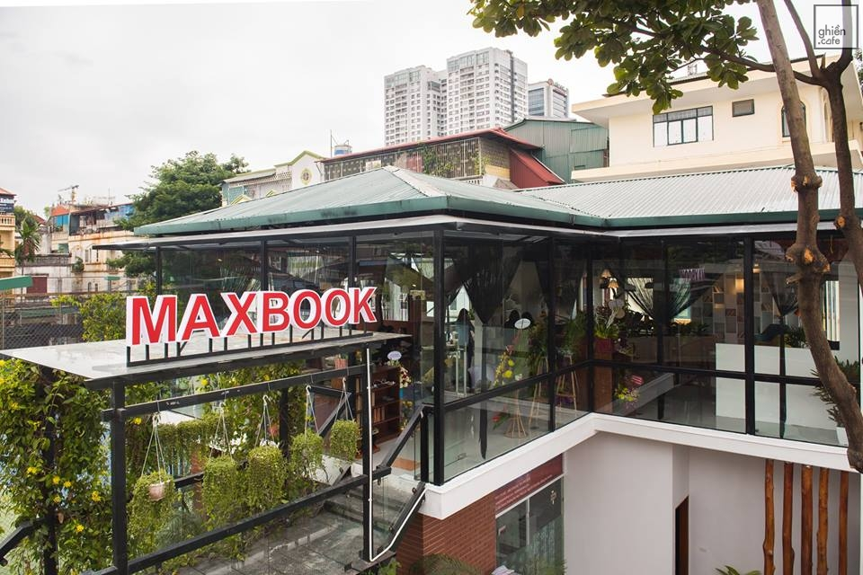 Max Book - Cafe Sách
