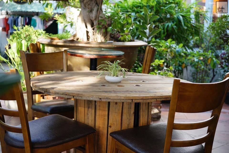 Coffee SG Gió & Nước