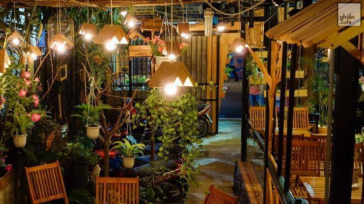 Căn Nhà Gỗ Cafe - Cafe Live Acoustic