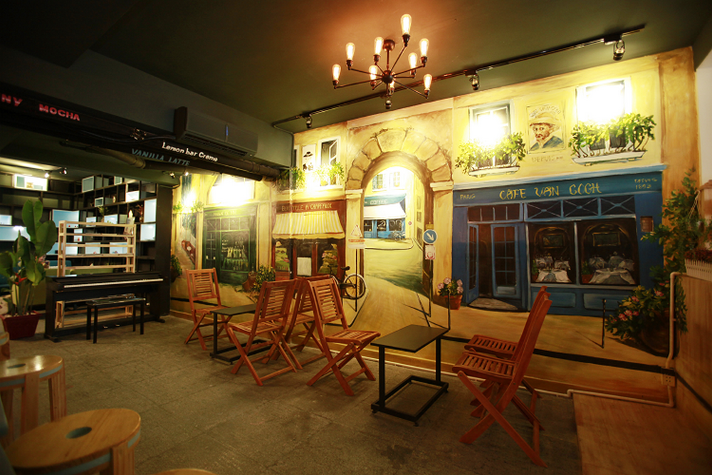 Casanova Cafe - Tú Xương
