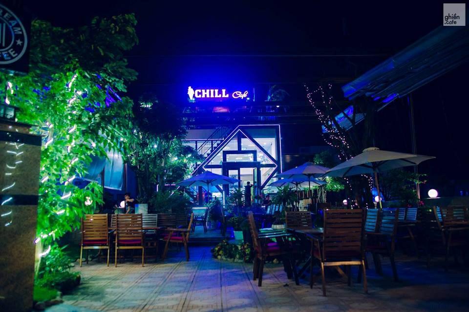 Chill Cafe-Lê Lợi