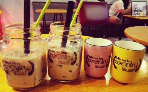 Country Coffee & Tea-Ỷ Lan