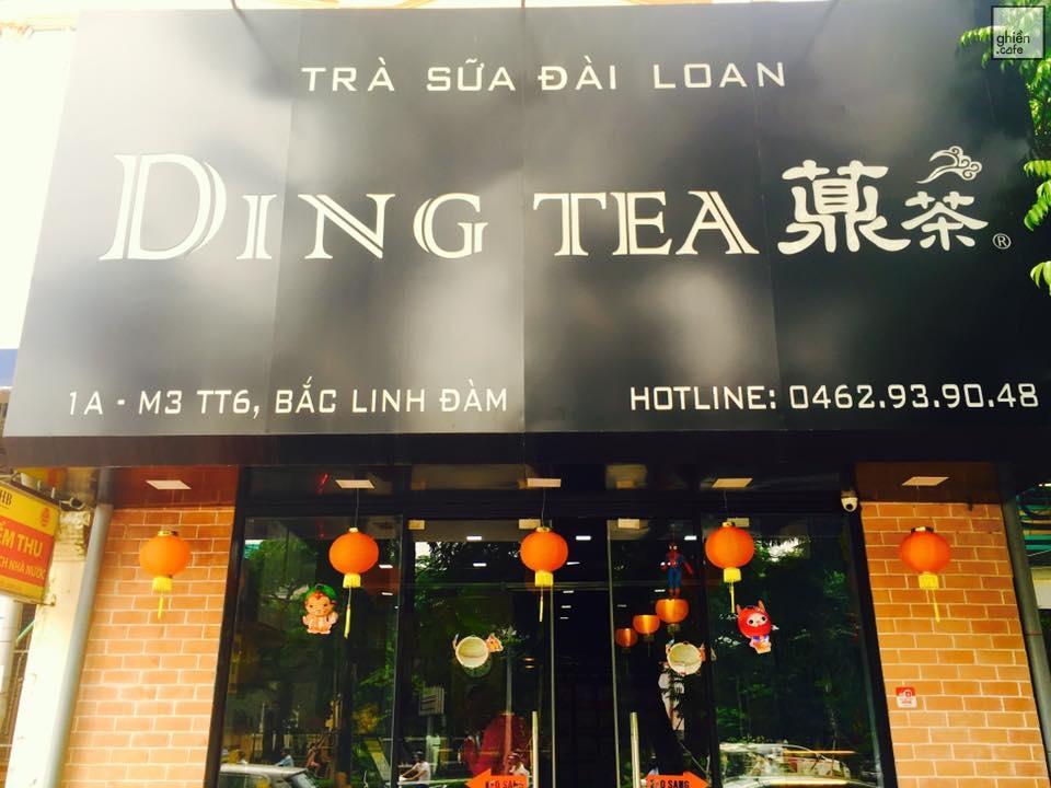 Ding Tea - Linh Đàm