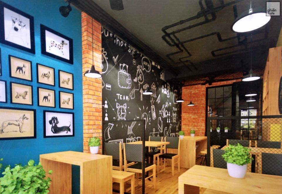 Ding Tea - Tân Mai