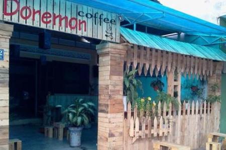 Doremon Cafe - Lê Lợi
