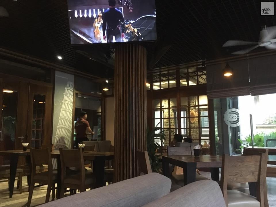 Eco Place Cafe - Nguyễn Duy Trinh