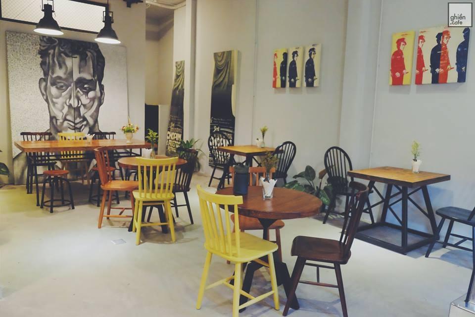 Flour No.8 - Coffee Shop