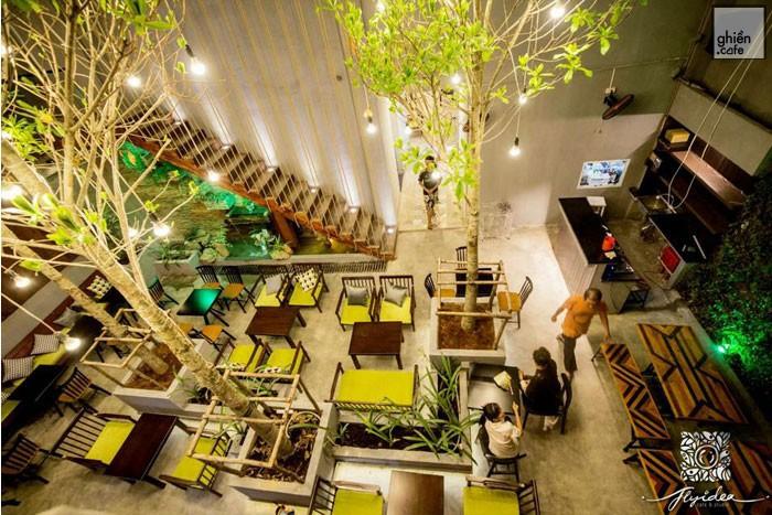 Fly Idea Cafe - Lê Hồng Phong