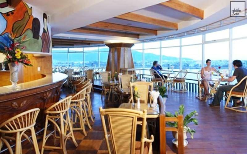 Cafe Green Plaza - Cafe Sân Thượng - Bạch Đằng